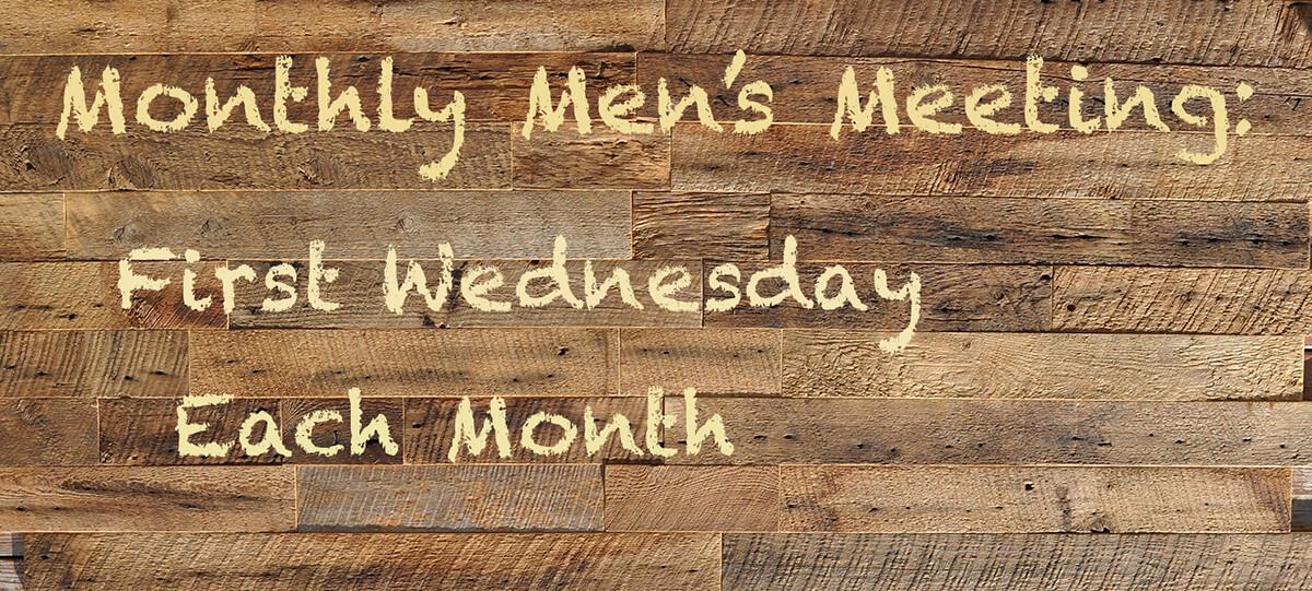 Men's Meeting